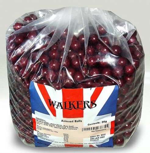 Q06 WALKERS ANISEED BALLS 3kg